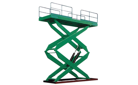 Hydraulic Platform Lifts