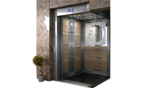 Passenger Lifts for Residential & Commercial Buildings