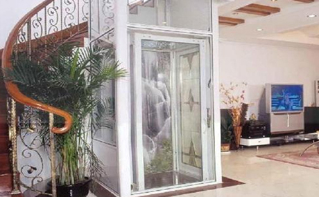 Villa & Penthouse Home Lifts